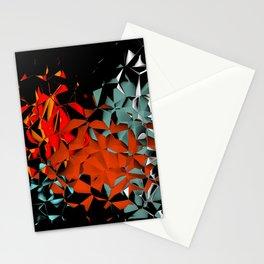 broken light -1- Stationery Cards
