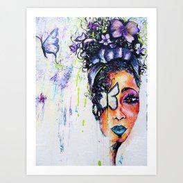 Renewal of Transformation Art Print