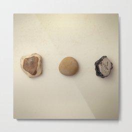 Small stones Metal Print