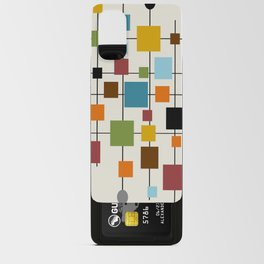 Mid-Century Modern Art 1.3 Android Card Case