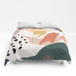 Color Study #4 Comforters