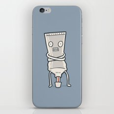 Bad Taste Toothpaste  iPhone & iPod Skin