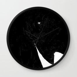 Elefante Blanco Wall Clock