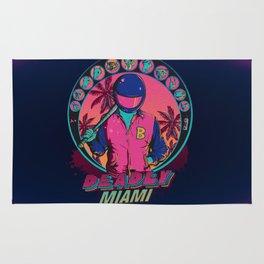 Deadly Miami Rug