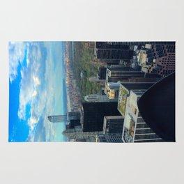 New York City View Rug