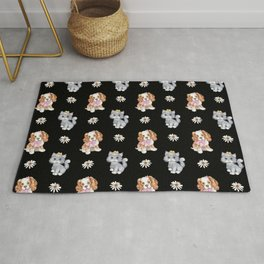 PUPPIES AND KITTENS Rug