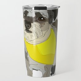 Thor the Rescue Dog Travel Mug