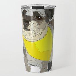 Thor the Rescue Dog Travel Mug