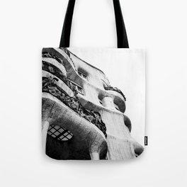 La Pedrera Tote Bag