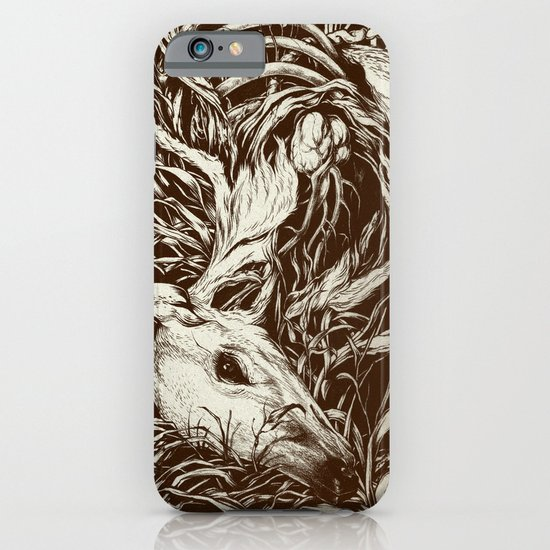 doe-eyed iPhone & iPod Case