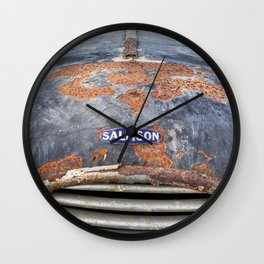Old car from 1951 Wall Clock