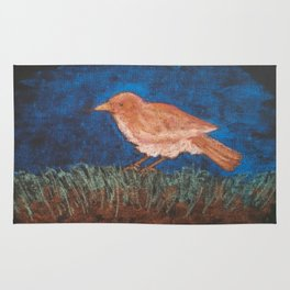 Bird Study Rug