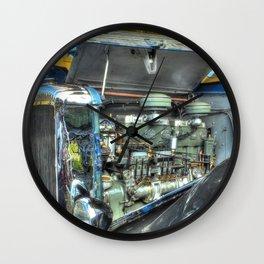 Guy Arab Bus Engine Wall Clock