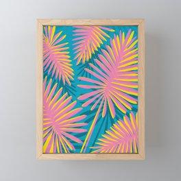 Bright Tropicals Framed Mini Art Print