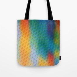 Digital Texture Tote Bag