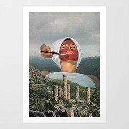 #103 Art Print