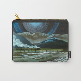 Night Passage - WW480 Steam Carry-All Pouch