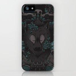 Natural Anthem iPhone Case