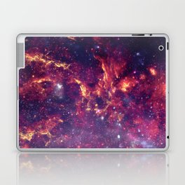 Star Field in Deep Space Laptop & iPad Skin