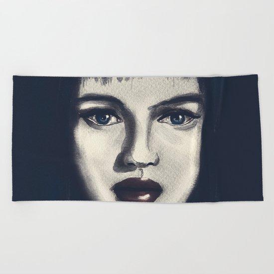 Rebelle Beach Towel