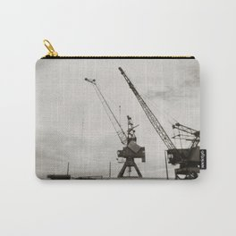 { dancing cranes } Carry-All Pouch
