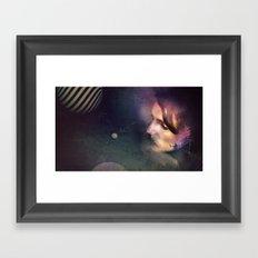 Theorem B Framed Art Print