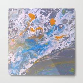 Abstract No. 3 Metal Print