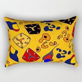 African Fancy 2 Rectangular Pillow