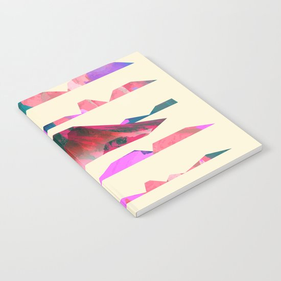 Mount Fuji Notebook