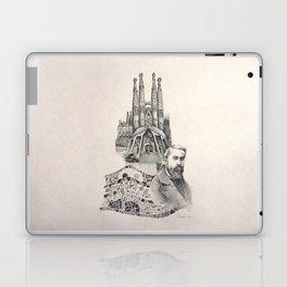 Tribute to Gaudi Laptop & iPad Skin