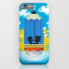 Cruisin' in the Art of Love Slim Case iPhone 6s