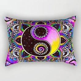 Magical Balance Rectangular Pillow