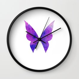 Evil Fairy Wall Clock