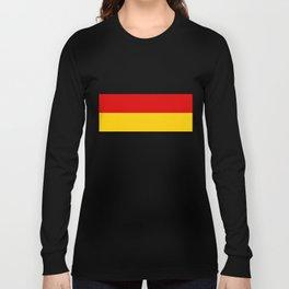 Flag of Germany - German Flag Long Sleeve T-shirt