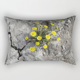 Tenacious Life Rectangular Pillow