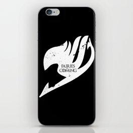 Fairies is Comig iPhone Skin