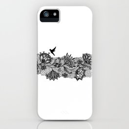 The lace iPhone Case