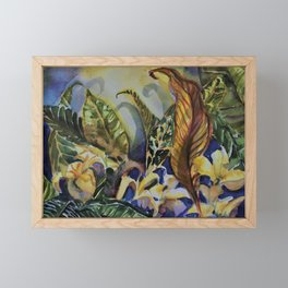 Nature in Watercolor with Mindy Framed Mini Art Print