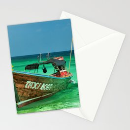 Island Taxi Stationery Cards