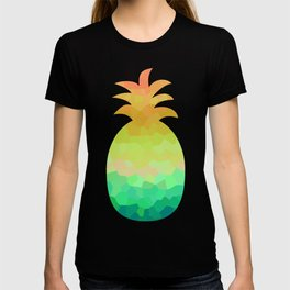 Low poly pineapple T-shirt