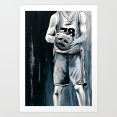 For The Win Art Print