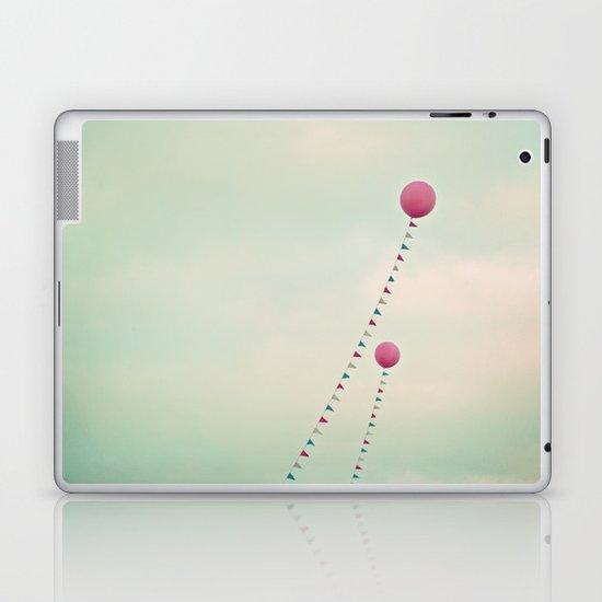 Whimsical Balloons Laptop & iPad Skin