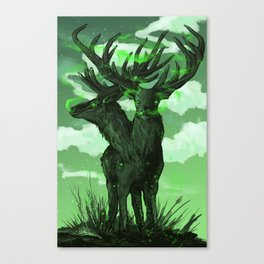 Royal Hunting Grounds Canvas Print