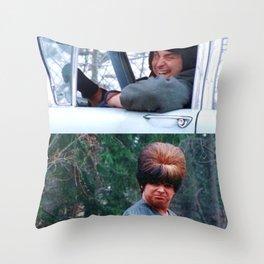 Get in Sugar Dumplin' Throw Pillow
