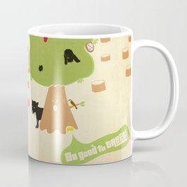Be Good to Trees Coffee Mug