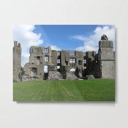 Roscommon Castle Metal Print