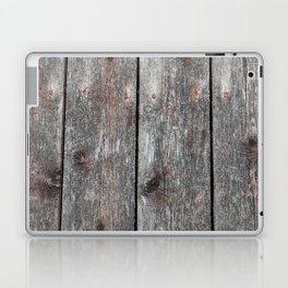 Wood grain II landscape Laptop & iPad Skin