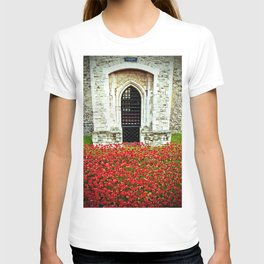 Tower of London Poppy T-shirt