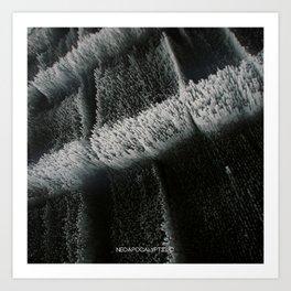 Boxcat - Neoapocalyptic C Art Print