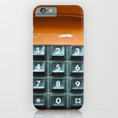 Orange phone Slim Case iPhone 6s